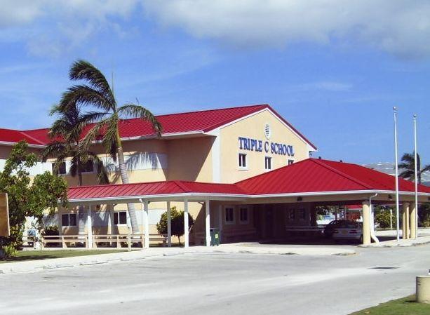 Present School Building